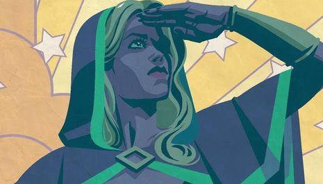 O revistă de benzi desenate în care apare un supererou transgender va fi publicată în septembrie