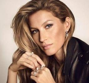 Forbes: Gisele Bündchen, pe primul loc în topul celor mai bine plătite modele din lume