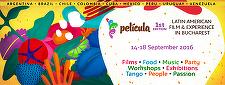 Película - Latin American Film & Experience in Bucharest: 16 filme, 9 spaţii şi 11 evenimente