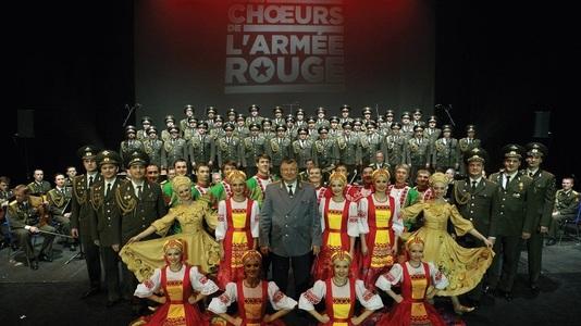 Concertele lunii octombrie - De la Corul Armatei Roşii la Nigel Kennedy şi The Cat Empire