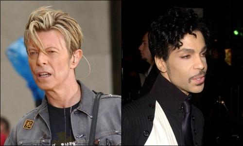 David Bowie şi Prince, în topul Forbes pe 2016 dedicat celor mai bogate vedete care nu mai sunt în viaţă