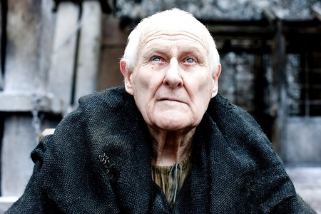 """Un actor din distribuţia serialului """"Urzeala tronurilor"""" a murit la vârsta de 93 de ani"""