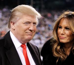 PORTRET: Melania Trump, a treia soţie a lui Donald Trump, imigrantă, top-model şi viitoare primă doamnă a Statelor Unite