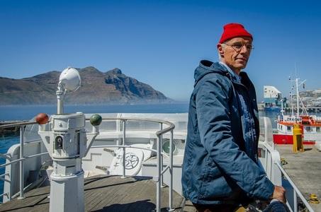 """""""Odiseea"""", povestea exploratorului francez Jacques-Yves Cousteau, în cinematografele româneşti din 27 ianuarie"""
