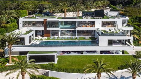 Cea mai scumpă casă din Statele Unite este scoasă la vânzare: 250 de milioane de dolari pentru 12 dormitoare şi 21 de băi
