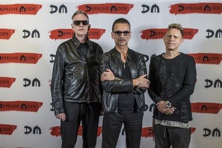 Depeche Mode va lansa vineri primul single după o pauză de patru ani