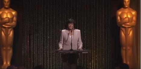 Preşedinta Academiei de filme americane a cerut Statelor Unite să sprijine libertatea artistică şi absenţa barierelor