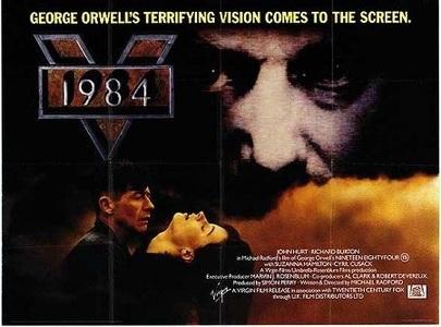 """Cinematografe independente din Statele Unite şi Canada proiectează filmul """"1984"""" în semn de protest faţă de politica lui Donald Trump"""