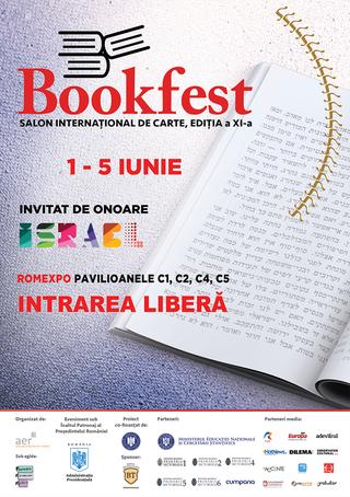 Bookfest 2016 începe miercuri; Peste 200 de edituri propun zeci de evenimente la care vizitatorii au acces gratuit