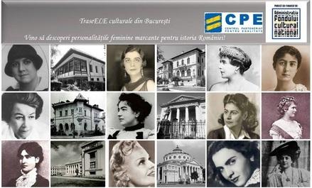 Femeile care au marcat istoria României, prezentate prin trasee culturale, organizate pentru elevi, în timpul vacanţei de vară