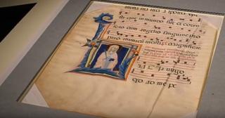 Statele Unite ale Americii au repatriat în Italia o ilustraţie furată a unui sfânt, realizată în secolul al XIV-lea