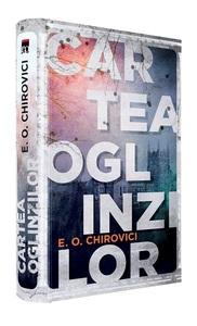 """""""Cartea Oglinzilor"""", de Eugen Ovidiu Chirovici, prima carte a unui scriitor român în limba engleză, va fi lansată în România pe 4 februarie"""