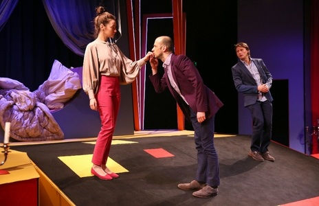 """Spectacolul de teatru """"Crima din strada Lourcine"""", regizat de Felix Alexa, cu Marius Manole în distribuţie, va avea premiera la TNB pe 2 februarie"""