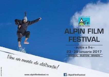 Festival internaţional de film, carte şi fotografie dedicat culturii montane, la Braşov, Predeal şi Buşteni, din 23 ianuarie