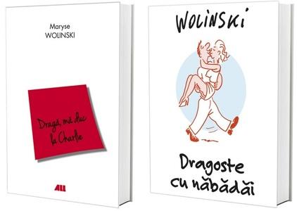 Două volume semnate şi îngrijite de Maryse Wolinski, soţia unuia dintre jurnaliştii ucişi în atentatul de la Charlie Hebdo, vor fi lansate la Bucureşti şi Timişoara