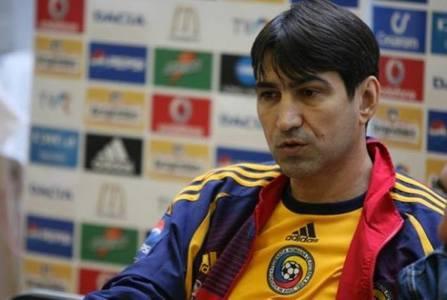 Fostul selecţioner Victor Piţurcă a revenit în România