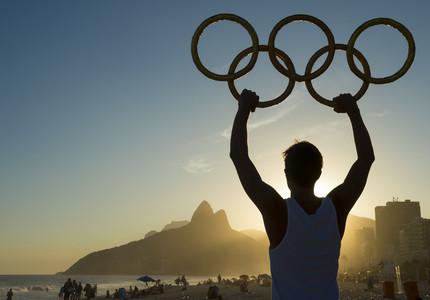 Primul grup de sportivi români a plecat la Rio de Janeiro