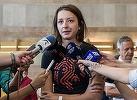 Ana Maria Popescu, la revenirea de la Rio: Am fost îmbrăcate de la ajutoare. Echipa refugiaţilor era mai bine îmbrăcată ca noi