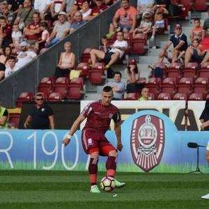 CFR Cluj a învins Mezokovesd-Zsory, scor 4-1, într-un meci amical