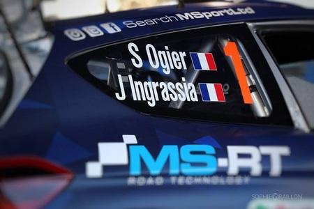 Sebastien Ogier a câştigat Raliul Monte Carlo, prima etapă a WRC
