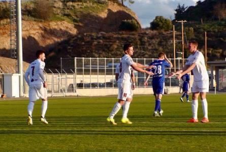 CFR Cluj  a învins Apollon Limassol, scor 2-1, într-un meci amical