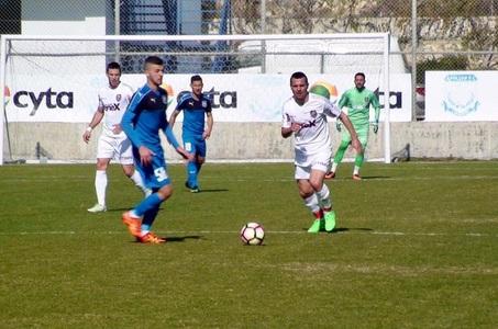 CFR Cluj a obţinut a patra victorie consecutivă în cantonamentul din Cipru, scor 2-1 cu Arka Gdynia