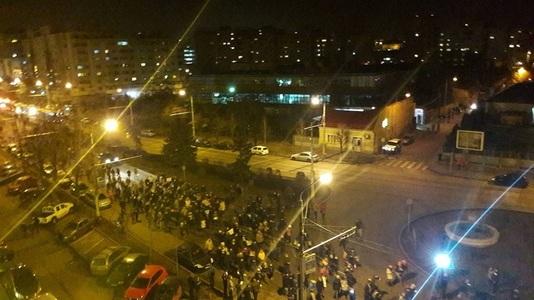 Ofertă la Cluj: intrare gratuită la o şedinţă de fitness pentru cei care parcurg 10.000 de paşi la proteste