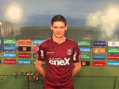 CFR Cluj l-a transferat pe croatul Dino Spehar