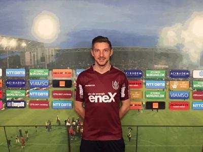 CFR Cluj anunţă că l-a achiziţionat pe Liviu Antal