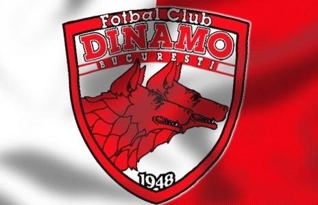 Bumba: Voi da totul pentru Dinamo şi vreau să marchez în play-off contra CFR-ului