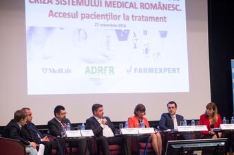 CRIZA SISTEMULUI MEDICAL ROMÂNESC I Accesul pacienţilor la tratament
