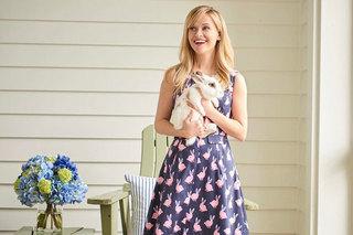 """Colecţia de haine """"Bunny"""", lansată de Reese Witherspoon, numai bună pentru Paşte"""