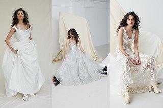 Vivienne Westwood a lansat o colecţie fabuloasă de de rochii de mireasă