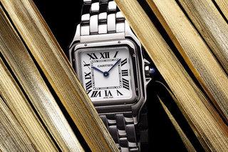 Cartier îşi relansează colecţia de ceasuri Panthere mai întâi online, pe Net-a-Porter, apoi în magazine