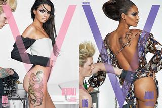 Supermodele Millennials în pictorial sexy pentru V Magazine