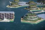 Primul oraş plutitor este pe cale să devină realitate