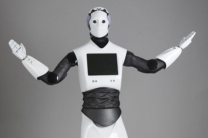 Atenţie, vine Robocop!