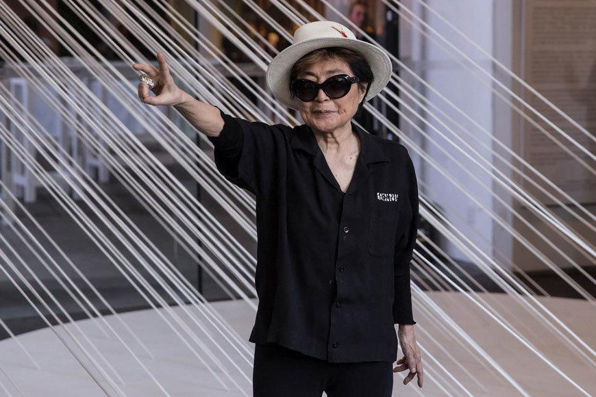 Yoko Ono, Foto: Hepta