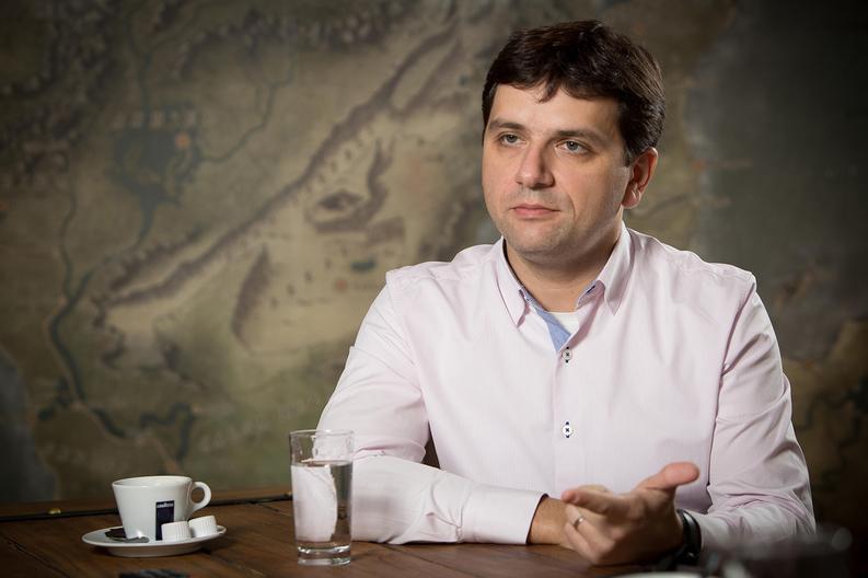Alexandru Lăpuşan - Zitec: un IT-ist pasionat de yachting şi benzi desenate