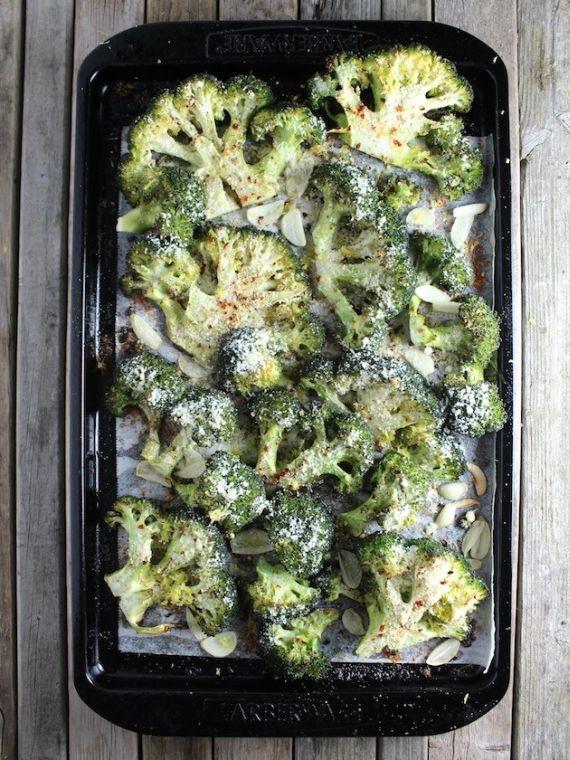 broccoli cu parmezan la cuptor2