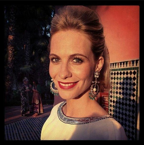 Poppy Delevingne, la o nuntă în Marrakech