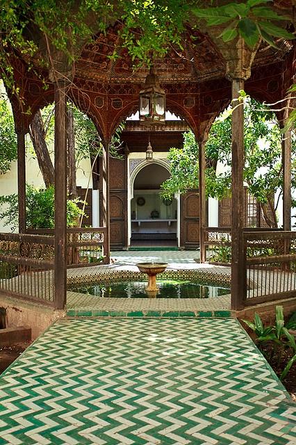 Grădinile Palatului Bahia