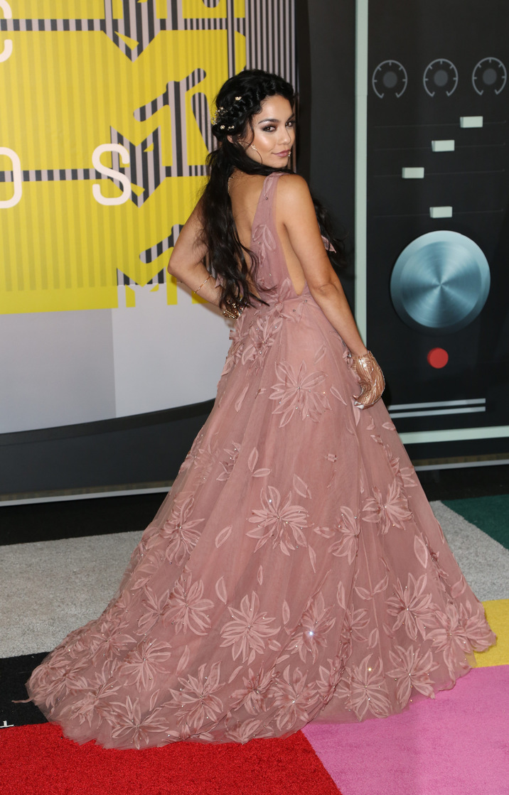 2015 MTV Video Music Awards (VMA's) at the Microsoft Theater - Arrivals Featuring: Vanessa Hudgens Where: Los Angeles, California, United States When: 30 Aug 2015 Credit: Brian To/WENN.com