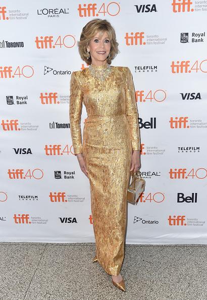 Jane Fonda, superbă ca întotdeauna!