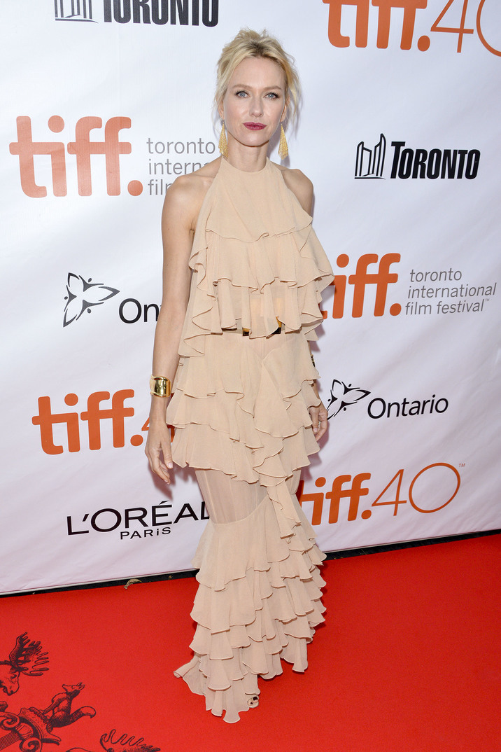 Naomi Watts la premiera filmului Demolition