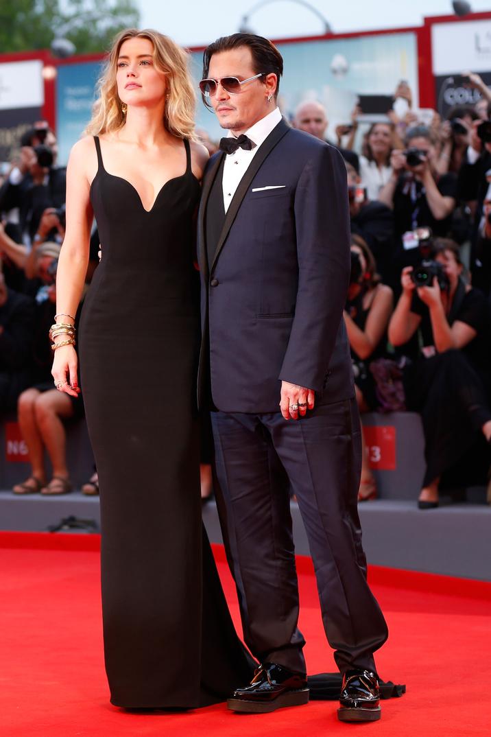 Pe 4 septembrie, cuplul a mers la premiera 'Black Mass'