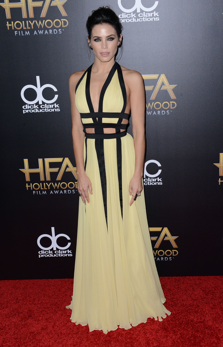 51896314 Celebrities at the 19th Annual Hollywood Film Awards at the Beverly Hilton Hotel in Beverly Hills, California on November 1st, 2015. Celebrities at the 19th Annual Hollywood Film Awards at the Beverly Hilton Hotel in Beverly Hills, California on November 1st, 2015. Pictured: Jenna Dewan FameFlynet, Inc - Beverly Hills, CA, USA - +1 (818) 307-4813 RESTRICTIONS APPLY: NO FRANCE