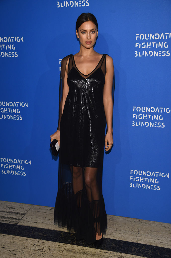 attends the Foundation Fighting Blindness World Gala at Cipriani 42nd Street on April 12, 2016 in New York City.