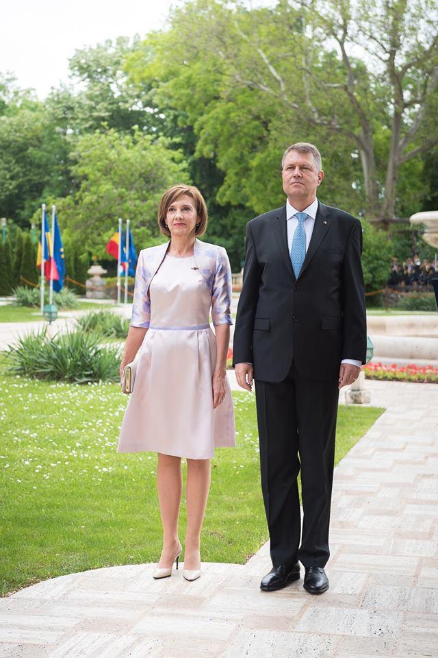 Carmen Iohannis Ziua Europei