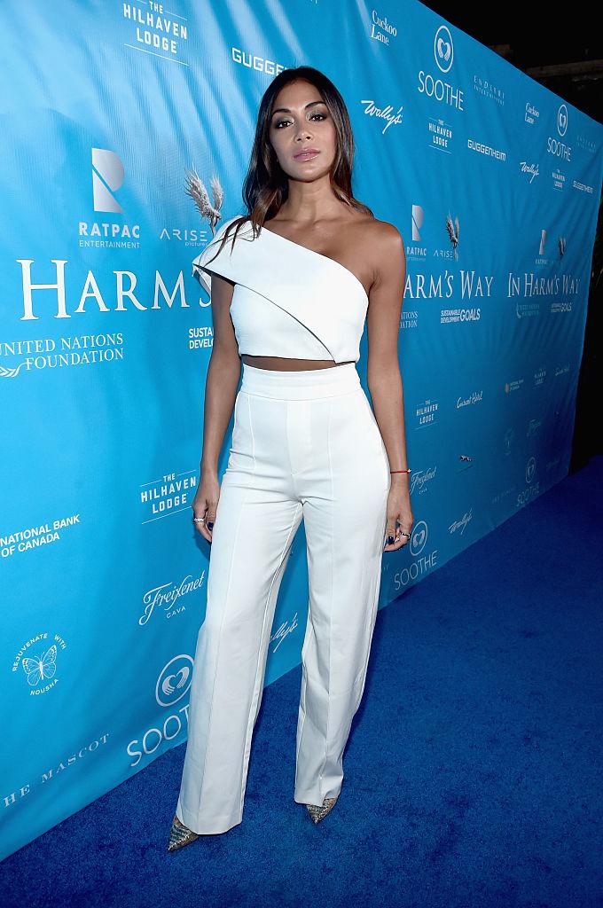 Nicole Scherzinger a avut o apariţie perfectă pentru o cină oficială